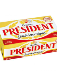 Beurre  President